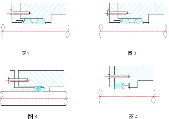 液压密封件的结构图片