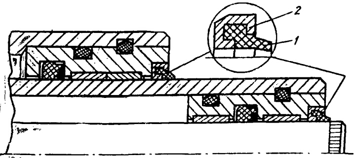 铠装钢索芯结构图